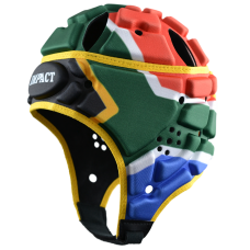 SOUTH AFRICAN FLAG HEADGUARD