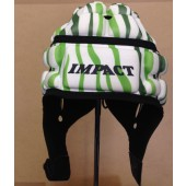 Green Stripe Headguard